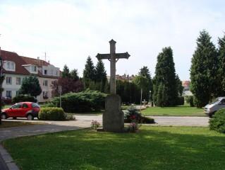 Horní Stropnice - náměstí
