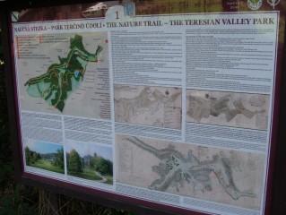 Naučná stezka Terčino údolí