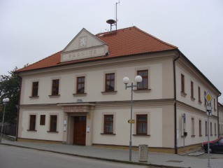 Suchdol nad Lužnicí - radnice