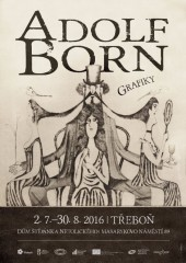 Adolf Born - plakát