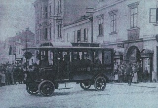 Trolejbus TMG 1907