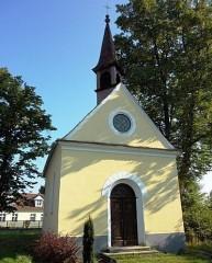Kaple v Klikově