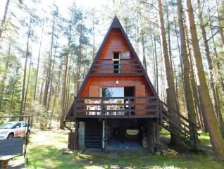 Chata u rybníka Spolský