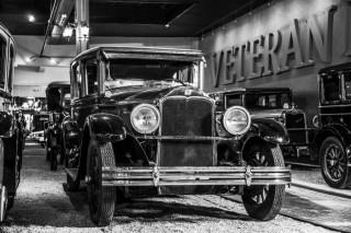 Muzeum amerických předválečných automobilů