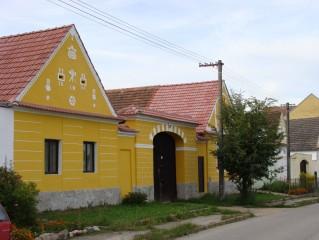 Slověnice - lidová architektura