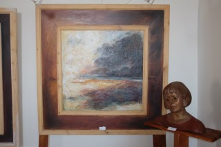 Pavel Karták - výstava v Lomnice