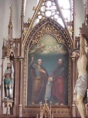 Obraz sv. Patra a Pavla