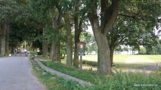 Z Třeboně na kole k Rožmberku - fotoalbum