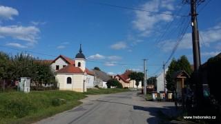 Obec Stará Hlína