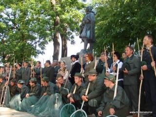 Třeboňští rybáři a Jakub Krčín z Jelčan a Sedlčan