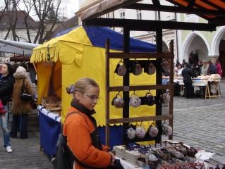 Historické slavnosti Jakuba Krčína 2005
