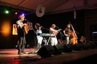 Nezmaři, kmotři festivalu Okolo Třeboně