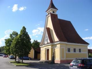 Kaple sv. Václava v Domaníně