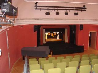 Loutkové divadlo v Třeboni