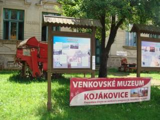 Vesnické muzeum Kojákovice