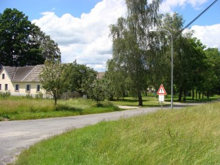 Kramolín, část obce Jílovice