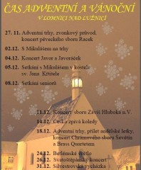 Lomnický advent a vánoce 2016