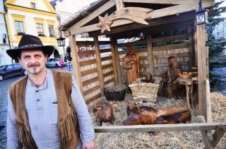 Třeboňský betlém a jeho autor