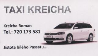 Taxi Kreicha 720 173 581