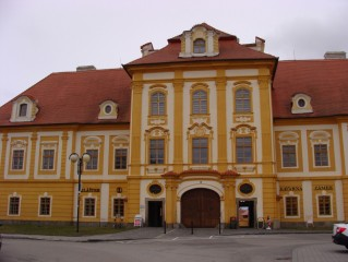 Zámek Borovany