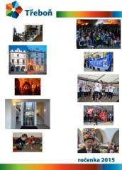 Ročenka 2015 - titulní strana