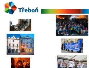 Město Třeboň - Ročenka 2015