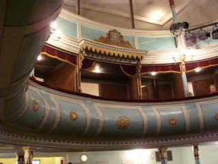 Divadlo - interiér
