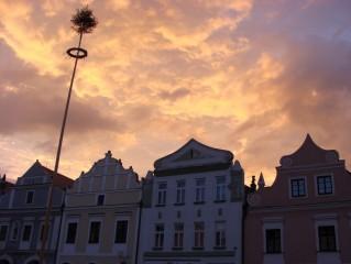 Májka v Třeboni