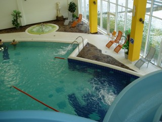 Bertiny lázně - bazén