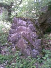 Jamboree - pomník na Třeboňsku
