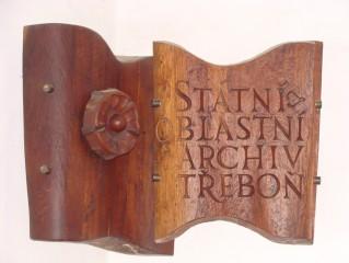 Státní oblastní archiv Třeboň