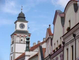 Třeboň - stará radnice