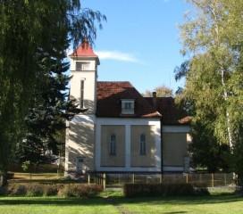 Kaple v Příbrazi