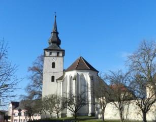 Kostel v Kardášce