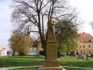 Pomník Borovany
