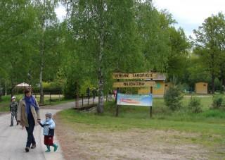 Veřejné vodácké tábořiště - Kemp Majdalena u Dunaje na Lužnici