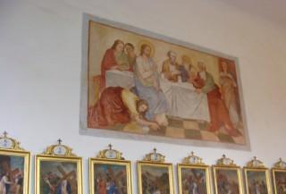 Freska sv. Marie Magdalské