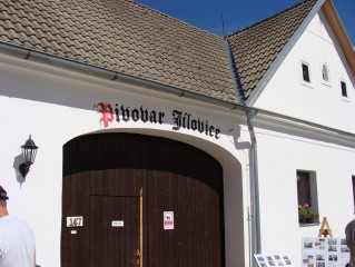 Pivovar Jílovice