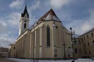 Kostel P. Marie Královny a sv. Jiljí