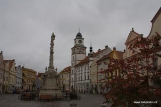 Třeboňské náměstí