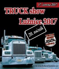 Truck show Lužnice 2017 - plakát