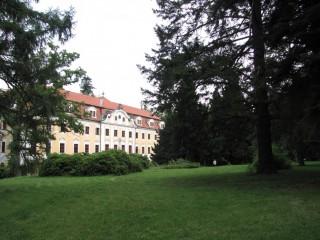 Chlumecký zámek
