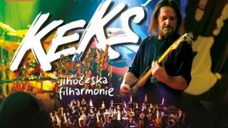 Keks a Jihočeská filharmonie