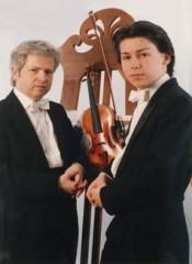 Radvan a René Kubelíci