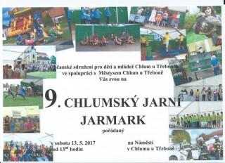 9. jarmark v Chlumu