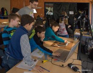 Školy animace v Roháči