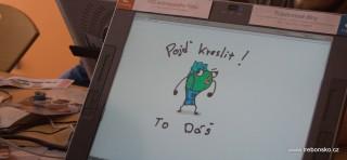 Pojď kreslil! To dáš...