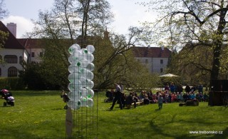 Zámecký park a Anifilm 2017