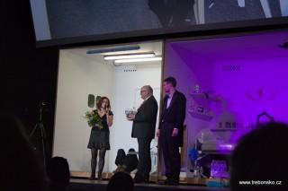 Ministr kultury Daniel Herman na Anifilmu 2017