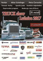 Partneři 20. ročníku Truckshow